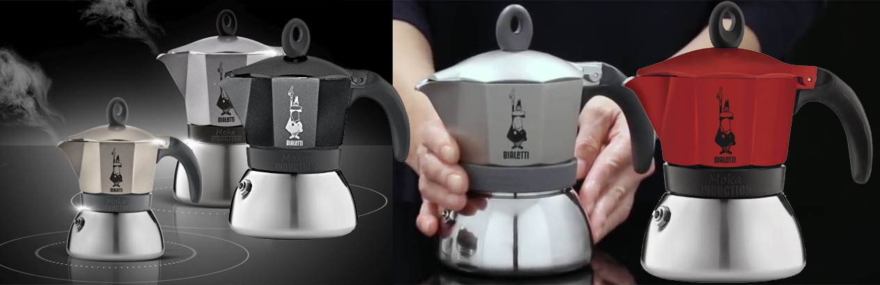 Bialetti-Moka-Induction